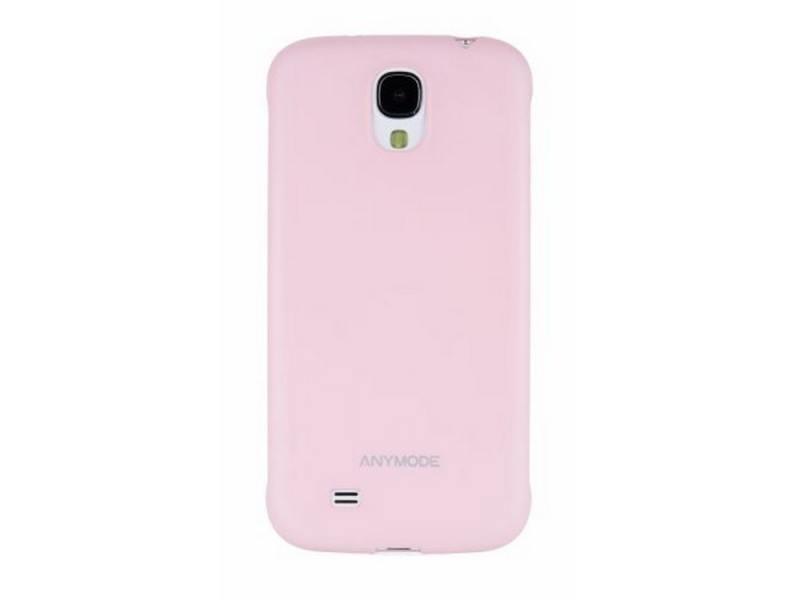 Чехол Anymode Hard Case для Samsung Galaxy S4 поликарбонат розовый F-BRHC000RPK стоимость