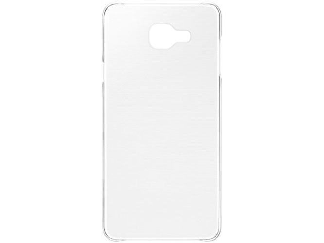 Чехол Samsung EF-AJ105CTEGRU для Samsung Galaxy J1 2016 Slim Cover прозрачный samsung ef aa710ctegru для galaxy a7 2016 slim cover прозрачный