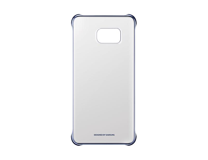 цена на Чехол Samsung EF-QG928CBEGRU для Samsung Galaxy S6 Edge Plus ClearCover G928 черный