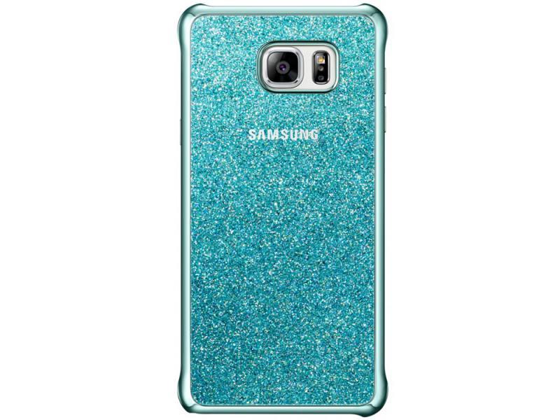 Чехол Samsung EF-XN920CLEGRU для Samsung Galaxy Note 5 GloCover синий EF-XN920CLEGRU чехол для samsung galaxy note 5 n920 samsung glossycover золотистый