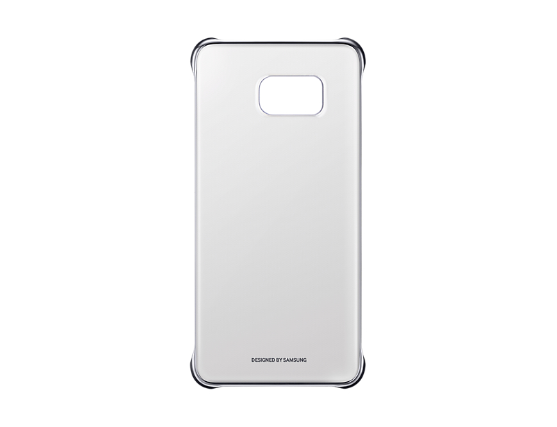 Чехол Samsung EF-QG928CSEGRU для Samsung Galaxy S6 Edge Plus ClearCover G928 серебристый qg vip 33