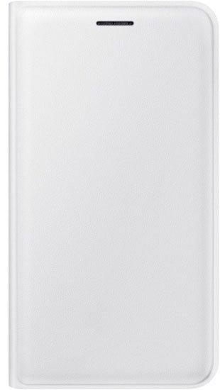 Чехол Samsung EF-WJ120PWEGRU для Samsung Galaxy J1 белый