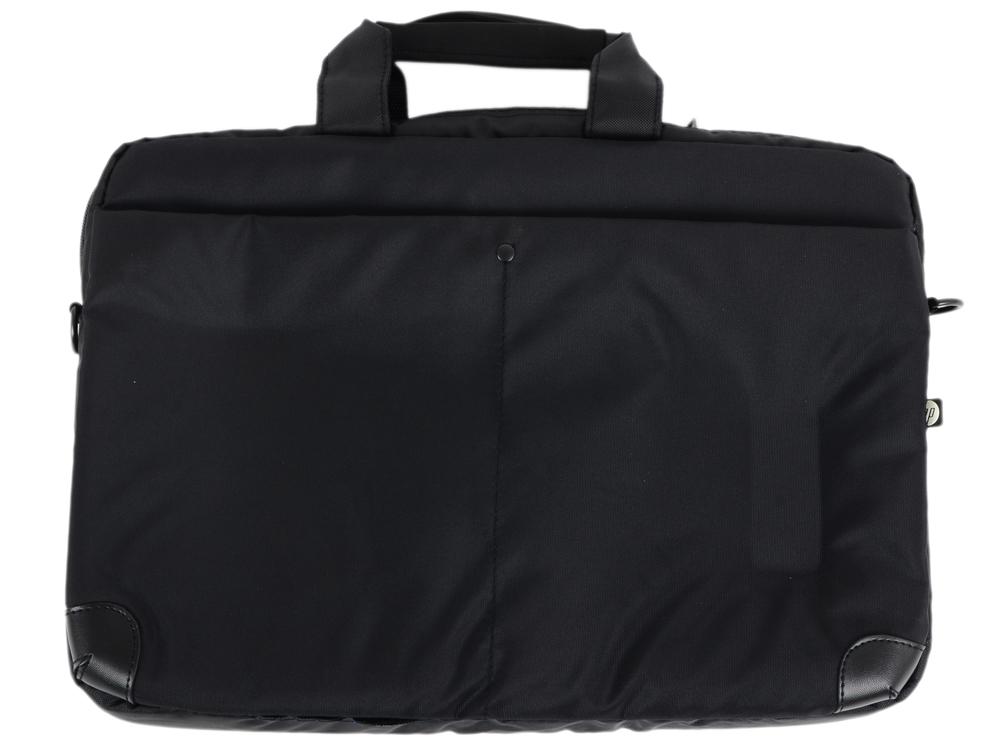 """Сумка для ноутбука 15.6"""" HP Notebook Mobility H6L24AA полиэстер черный"""