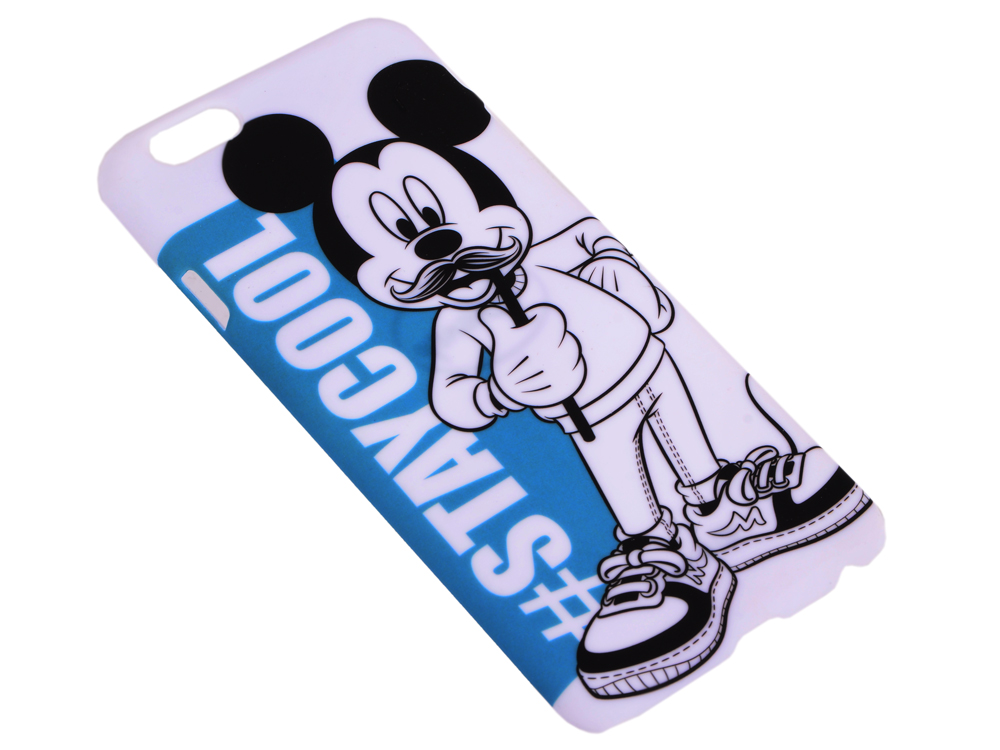 все цены на Крышка задняя Дисней/Марвел для iPhone 6 Микки 13 онлайн