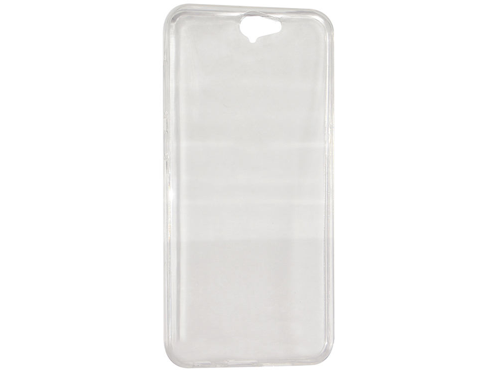 Крышка задняя для HTC One A9 Силикон Прозрачный