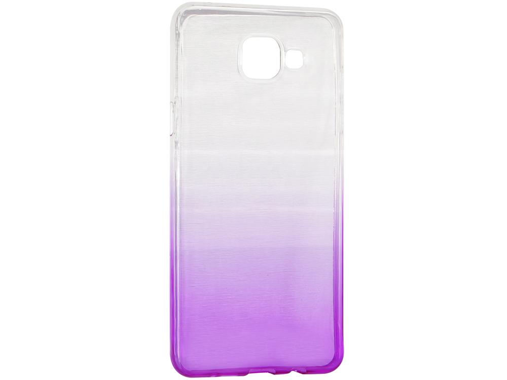 Крышка задняя для Samsung A5 2016/A510 Силикон Фиолетовый крышка задняя для samsung a5 2016 a510 силикон зелёный