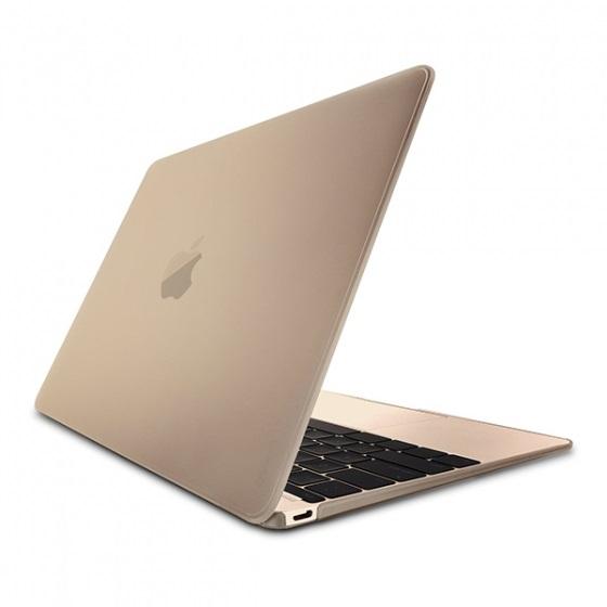 "Чехол-накладка Ozaki O!macworm TightSuit (толщина 0,9 мм.) для Apple MacBook 12"" дюймов, материал пл"