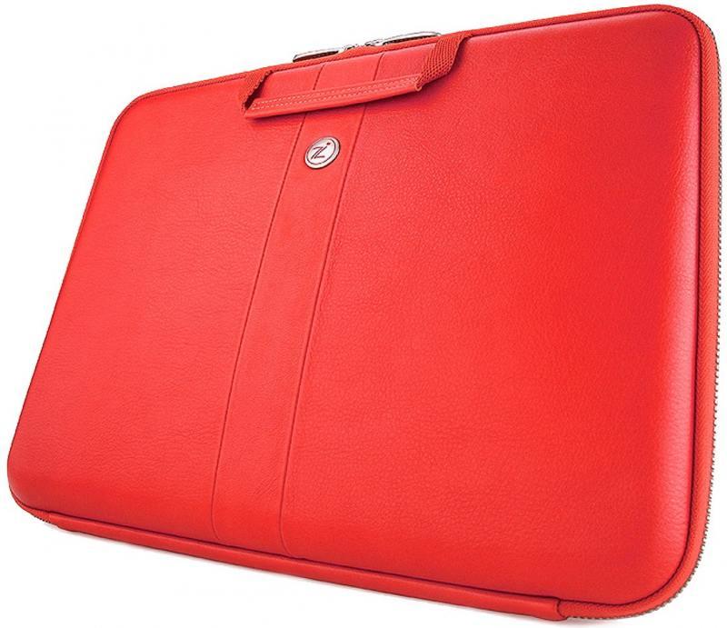 Сумка для ноутбуков Apple MacBook Air/Pro/Retina 13 Cozistyle Smart Sleeve кожа красный CLNR1305