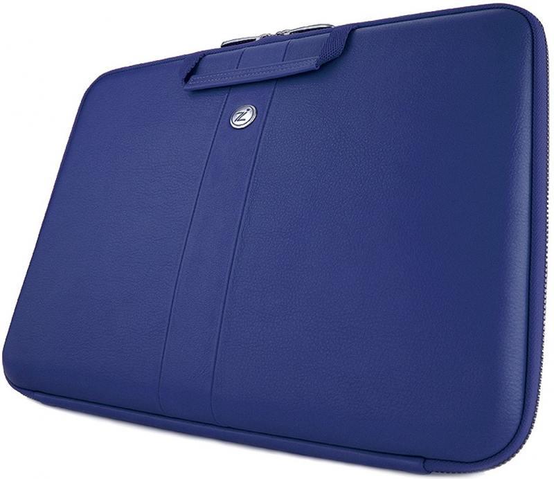 Сумка для ноутбуков Apple MacBook Air/Pro/Retina 13 Cozistyle Smart Sleeve кожа синий CLNR1302 45w car charger magsafe 2 power adapter for apple macbook air retina 11 13