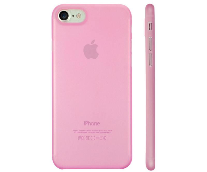 Накладка Ozaki O!coat 0.3 Jelly для iPhone 7 розовый OC735PK ozaki oc112pr