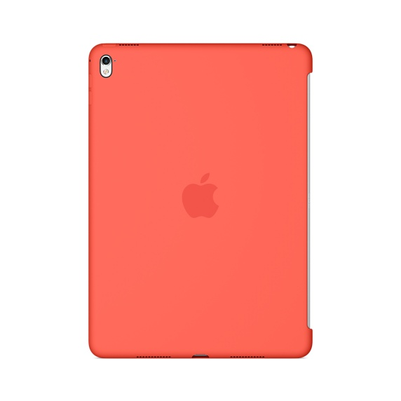 Чехол Apple Silicone Case для iPad Pro 9.7 коралловый MM262ZM/A