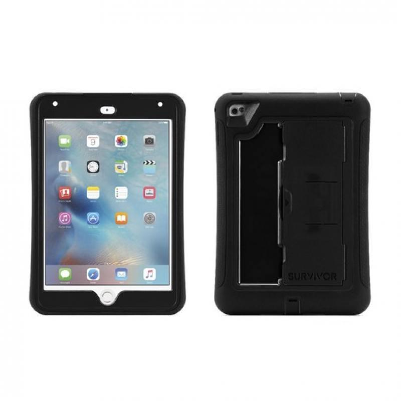 Чехол Griffin Survivor Slim для iPad mini 4 чёрный GB41365 for ipad mini