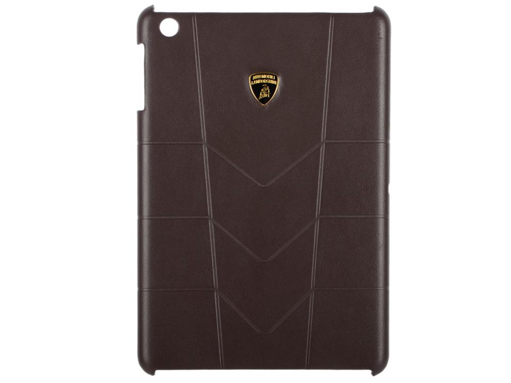 Чехол iMOBO Lamborghini Aventador для iPad mini коричневый