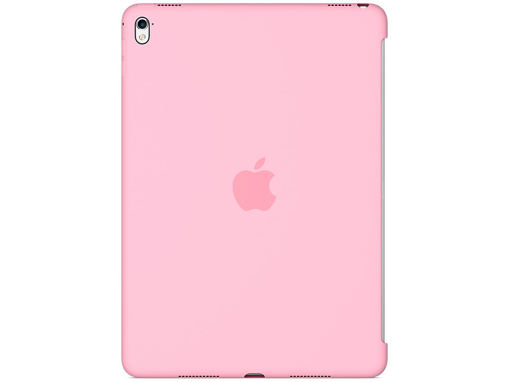 Чехол Apple Silicone Case для iPad Pro 9.7 розовый MM242ZM/A case for ipad pro 12 9 case tablet cover shockproof heavy duty protect skin rubber hybrid cover for ipad pro 12 9 durable 2 in 1