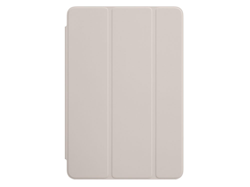 Чехол-книжка Apple Smart Cover для iPad mini 4 серый MKM02ZM/A