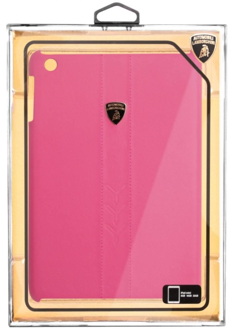Фото - Чехол iMOBO Lamborghini Performante для iPad mini розовый чехол innerexile zamothrace z design smart для ipad mini white sc m1 02