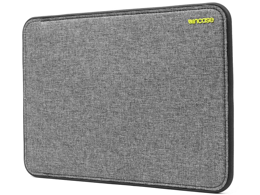 Чехол для ноутбука MacBook Pro 13 Incase Icon неопрен серый черный CL60647 чехол для ноутбука macbook pro 13 incase hardshell dots пластик синий inmb200259 cbl