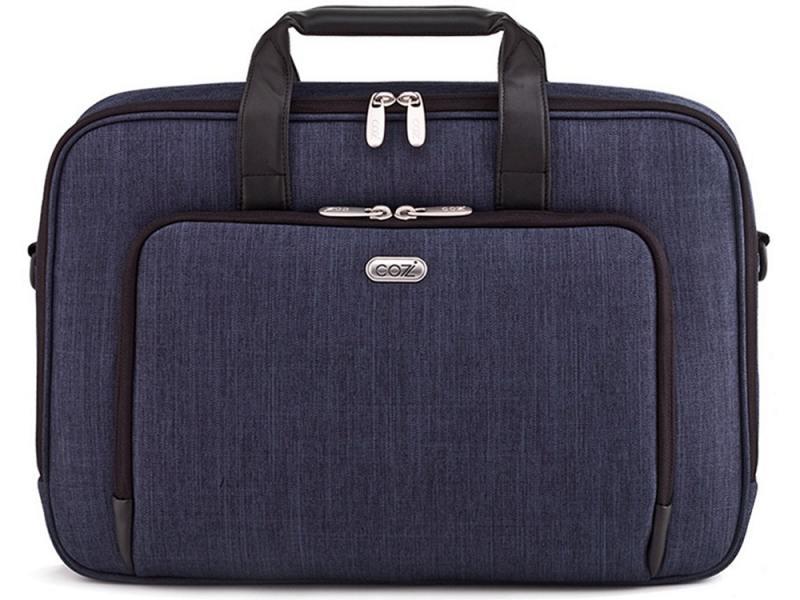 Сумка для ноутбука 15 Cozistyle Urban Brief синий CPUBC1502 сумка для ноутбука pc pet 15 6 pcp a1315bk pcp a1315bk