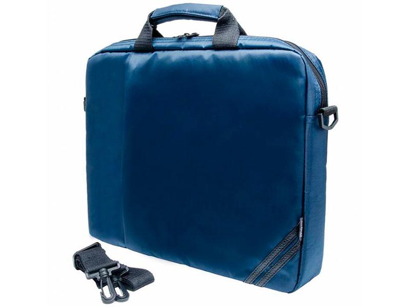 Сумка для ноутбука 15.6 PC Pet PCP-1004BL нейлон тёмно-синий сумка для ноутбука pc pet pcp sl9015n