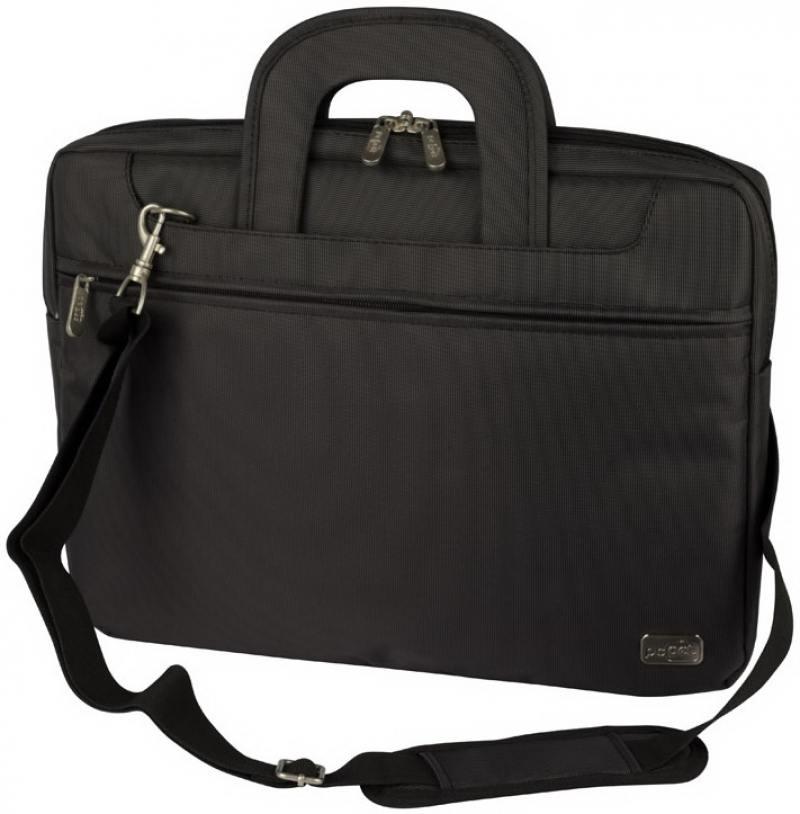 Cумка для ноутбука 17.3 PC Pet PCP-Z9117N нейлон черный сумка для ноутбука pc pet pcp a9015bk