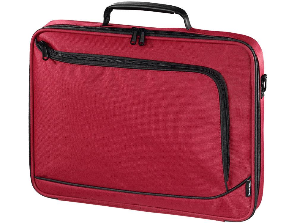 Сумка для ноутбука 17.3 Hama Sportsline Bordeaux политекс красный 101175 hama sportsline bordeaux