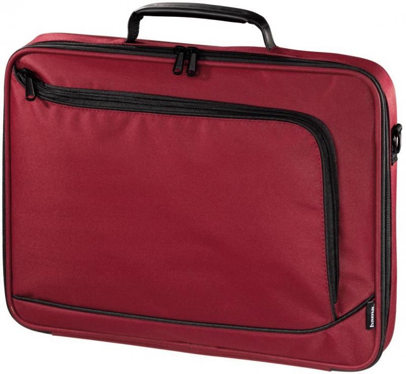 Сумка для ноутбука 17.3 Hama Sportsline Bordeaux политекс красный 101175 сумка для ноутбука 17 3 hama sportsline bordeaux черно серый полиэстер 101094