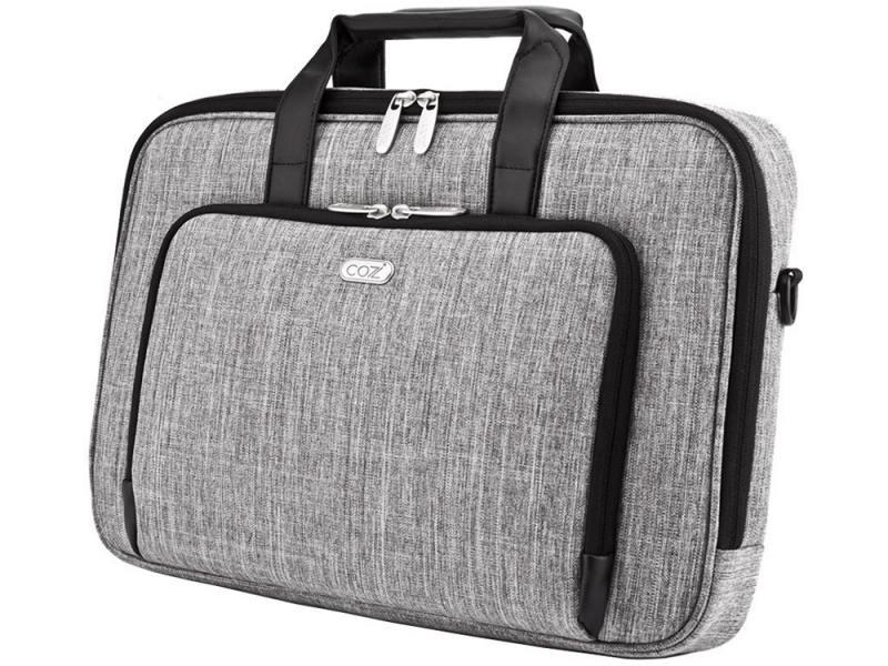 Сумка для ноутбука 15 Cozistyle Urban Brief серый CPUBC1504 сумка для ноутбука pc pet 15 6 pcp a1315bk pcp a1315bk