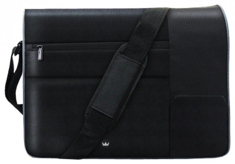 """Сумка для ноутбука 17"""" Crown CMB-568 черный"""