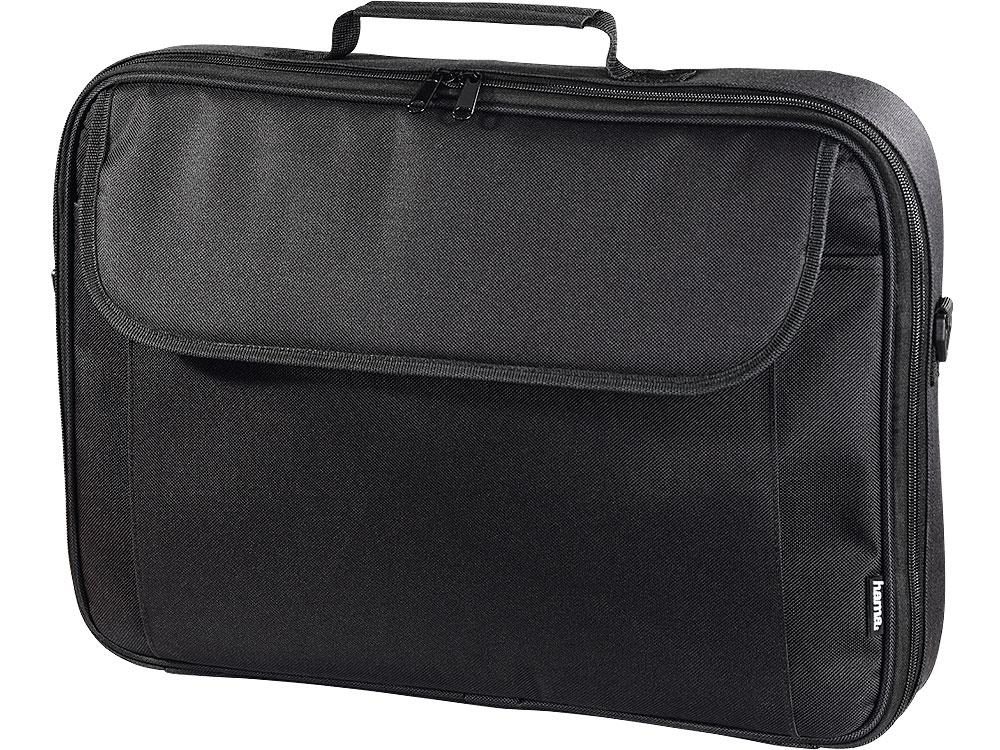 Сумка для ноутбука 17.3 Hama Sportsline Montego черный H-101087 сумка для ноутбука hama h 101459 aha city jean blue