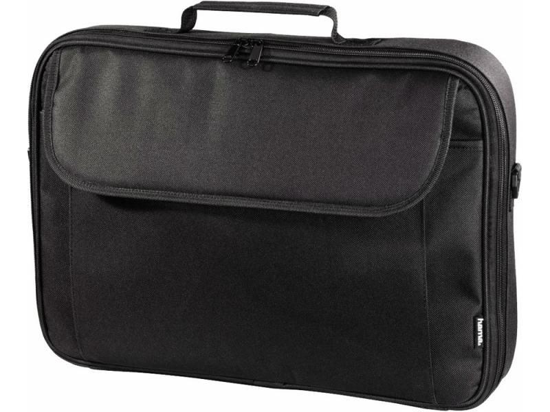 Сумка для ноутбука 17.3 Hama Sportsline Montego черный H-101087 сумка для ноутбука 17 3 hama sportsline bordeaux черно серый полиэстер 101094
