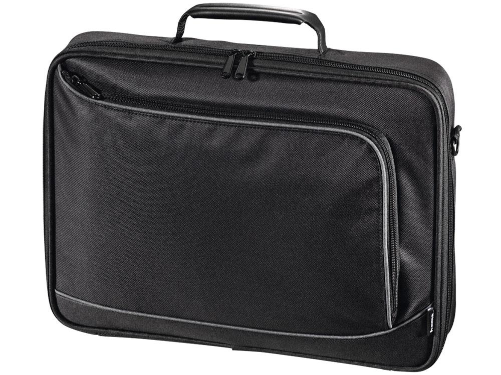 Сумка для ноутбука 17.3 HAMA Sportsline Bordeaux политекс серый черный 1094 101755 hama sportsline bordeaux