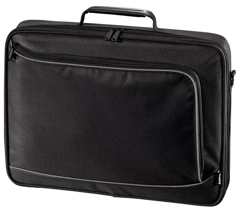 Сумка для ноутбука 17.3 Hama Sportsline Bordeaux черно-серый полиэстер 101094 сумка для ноутбука 17 3 hama sportsline bordeaux черно серый полиэстер 101094