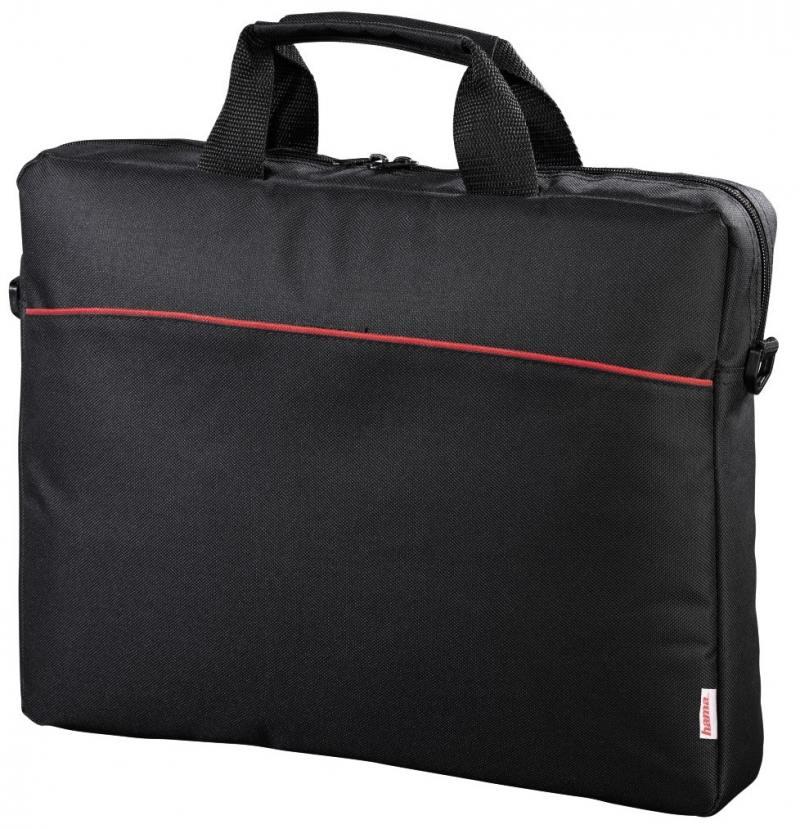 Сумка для ноутбука 17.3 Hama Tortuga полиэстер черный 101240 hama tortuga для ноутбука 17 3 17 3 черный синтетический