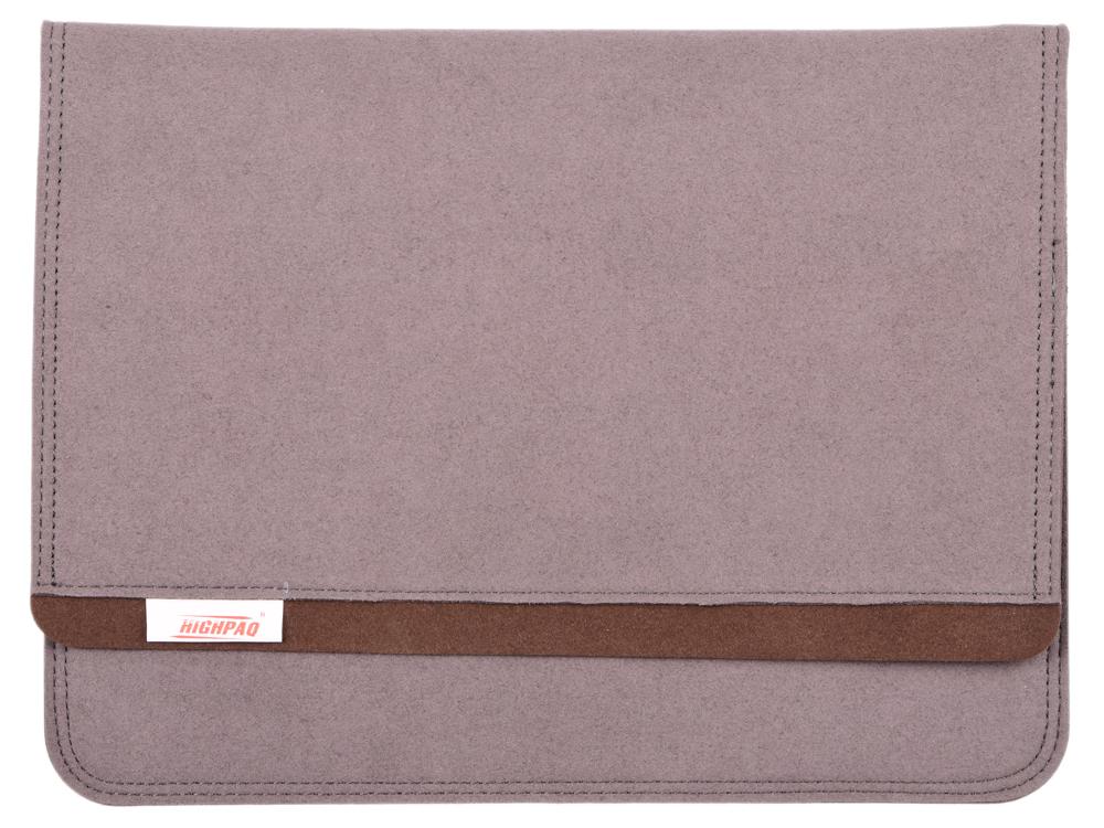 Чехол Highpaq Madrid для планшетов 9.7  серый mutua madrid open pass