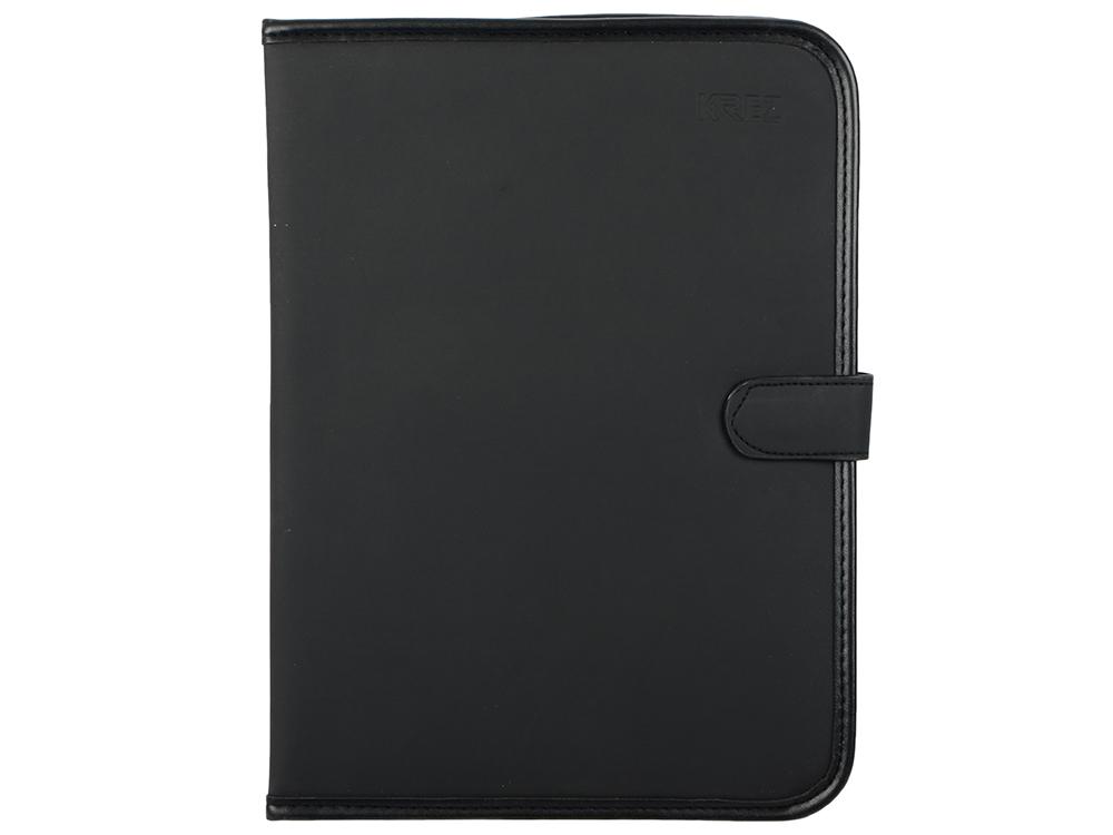 Чехол KREZ для планшетов 10.1 черный L10-701BM