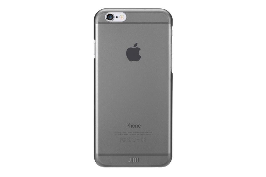 Чехол-накладка Just Mobile TENC для iPhone 6/6s Plus. Материал пластик. Цвет: черный матовый фотонабор для iphone 6 6s olloclip studio материал пластик цвет черный