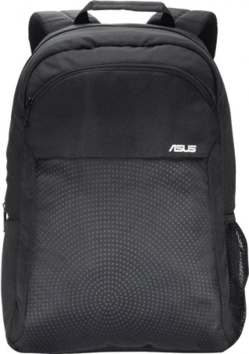 Рюкзак для ноутбука 15.6 ASUS ARGO нейлон полиэстер черный 90XB00Z0-BBP000 17 рюкзак для ноутбука asus atlas bp370 черный полиэстер