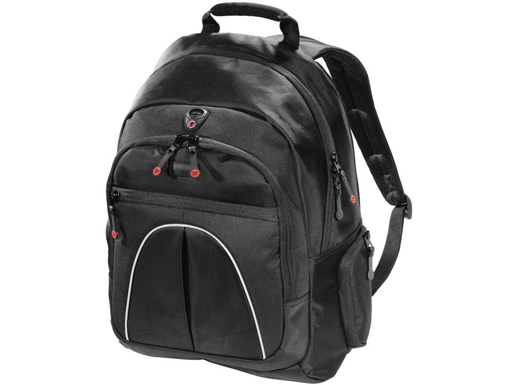 Рюкзак для ноутбука 15.6 Hama Vienna полиэстер черный H-23736 рюкзак hama sweet owl pink blue