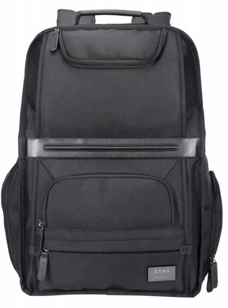 Рюкзак 16 ASUS 90XB03P0-BBP000 нейлон черный рюкзак asus 16 0 triton black 90xb03p0 bbp000