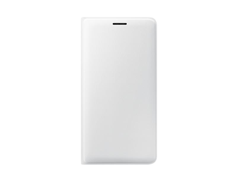 все цены на Чехол Samsung EF-WJ320PWEGRU для Samsung Galaxy J3 EF-WJ320P белый онлайн