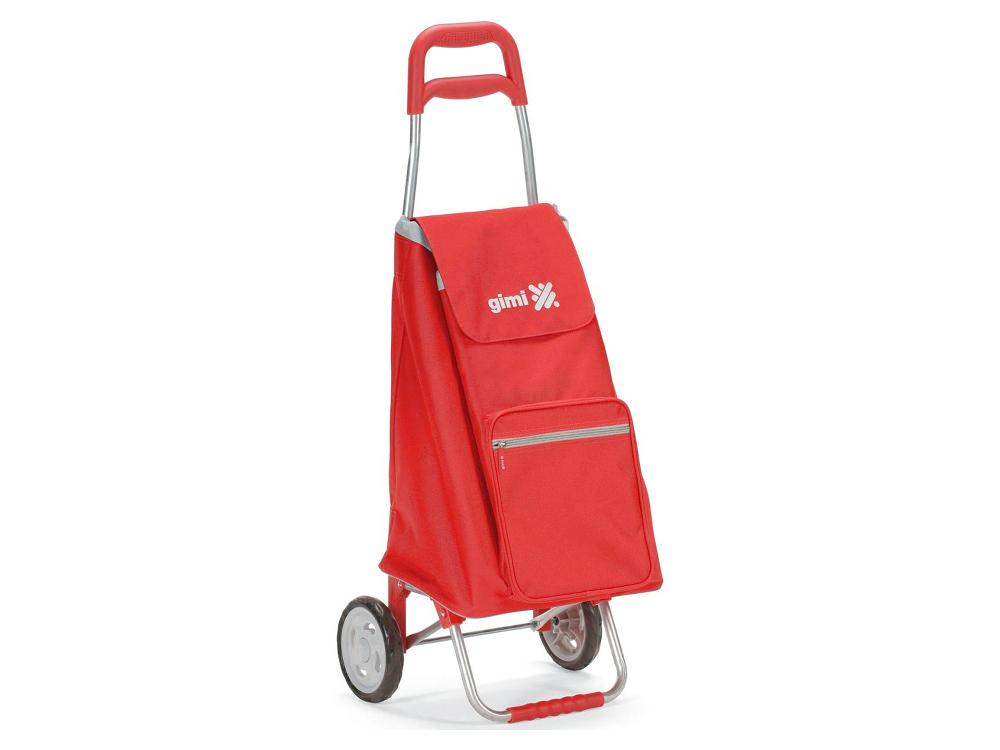 Сумка-тележка Gimi Argo красный сумка тележка gimi easy синяя