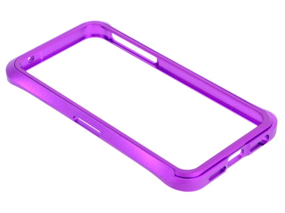 Бампер для iPhone 5/5S CLEAVE металл/винты (фиолетовый) CD125893 malevolent creation dead man s path lp cd