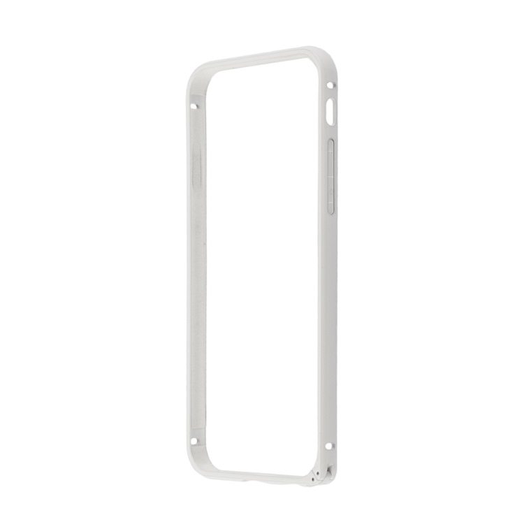 Бампер для iPhone 6/6s аллюминий (белый) 0L-00002866 nichijou 6