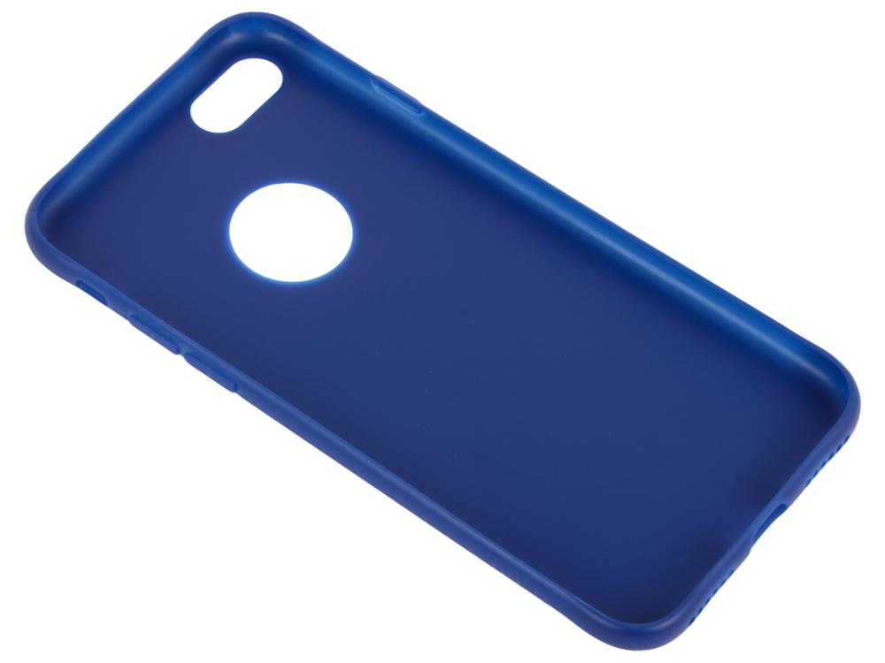 Чехол для смартфона iPhone 7 HOCO Jusie TPU Cover (темно-синий) 0L-00029274