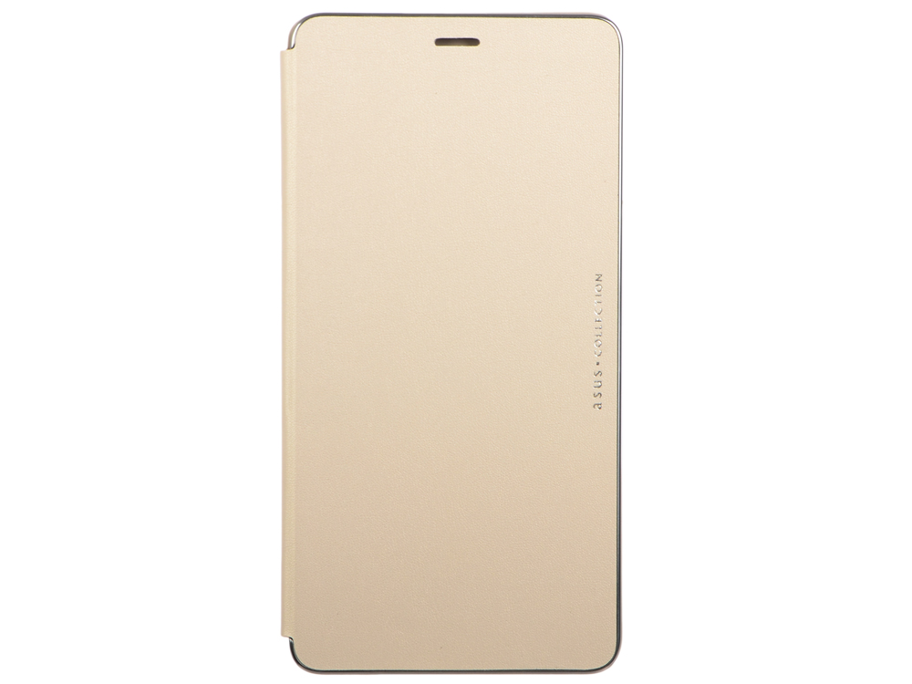 Чехол Asus для Asus ZenFone 3 Ultra ZU680KL Folio Cover золотистый 90AC01I0-BCV002 borasco glass для zenfone 3 zu680kl