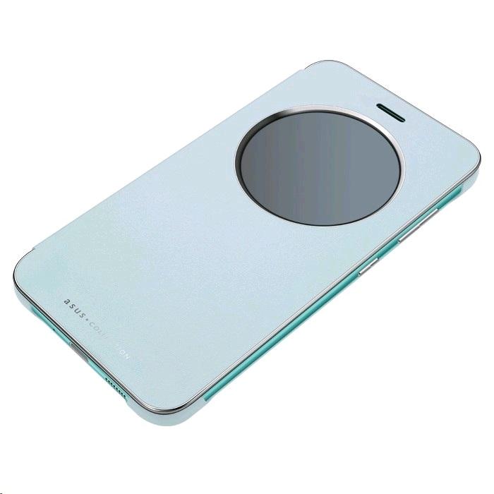 Чехол Asus для Asus ZenFone ZE552KL View Flip Cover голубой 90AC0160-BCV012 платье french connection french connection fr003ewhuq37