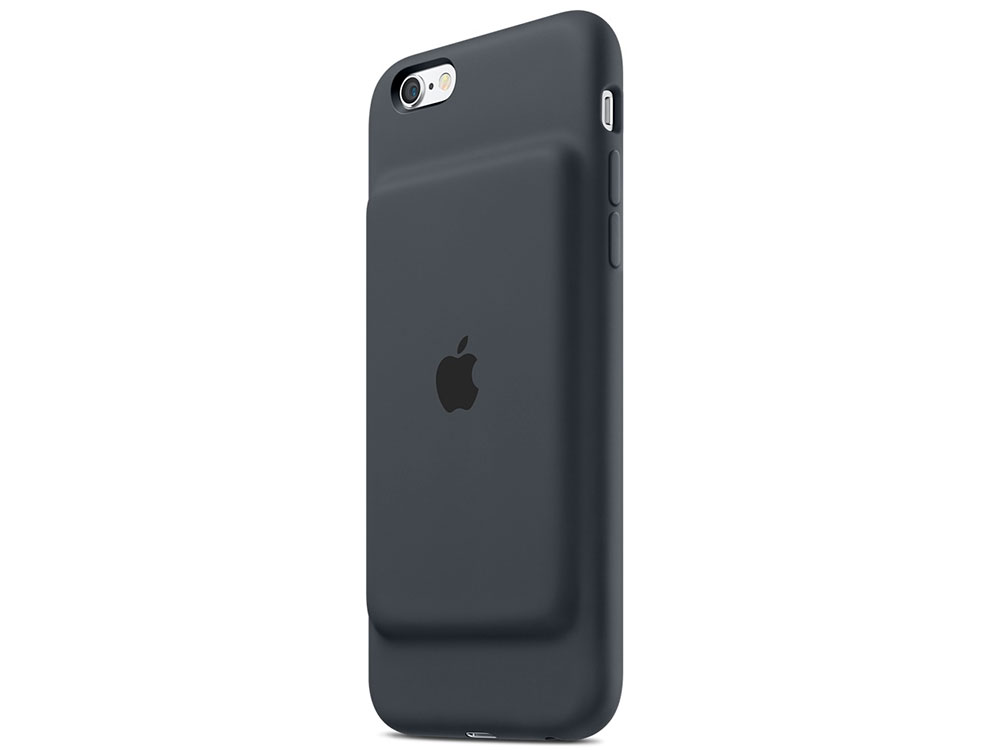 Чехол-аккумулятор Apple MGQL2ZM/A для iPhone 6 iPhone 6S серый