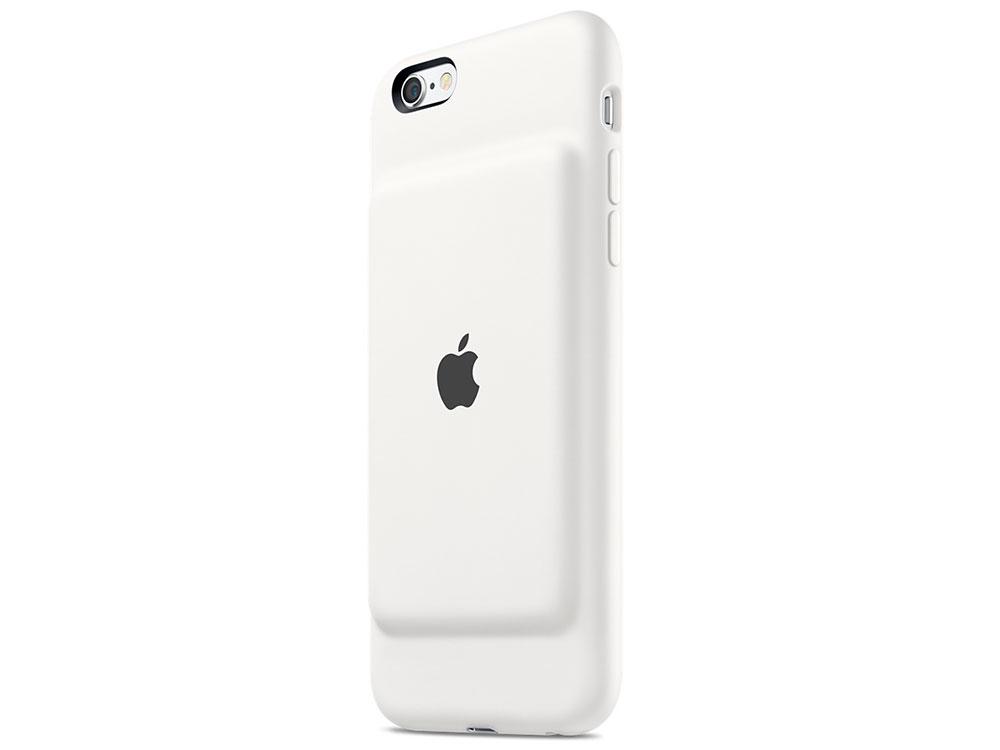 Чехол-аккумулятор apple mgqm2zm/a для iphone 6