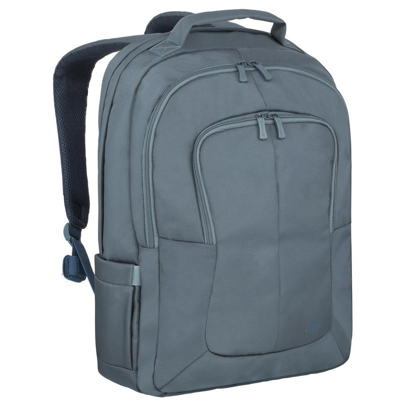 рюкзак 17 3 riva 7860 черный Рюкзак 17 Riva 8460 полиэстер аквамарин