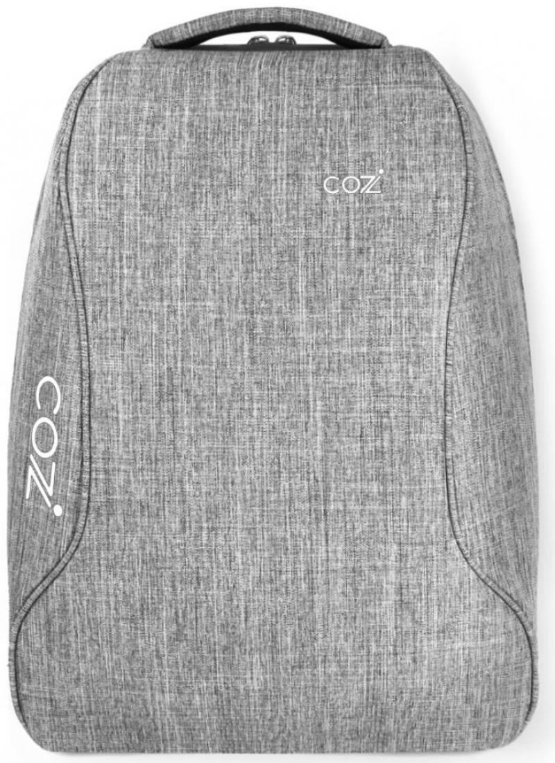 Рюкзак для ноутбука 17 Cozistyle City Urban Backpack серый CPCB004